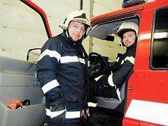Sbor dobrovolných hasičů funguje v Bylnici již téměř 115 let.