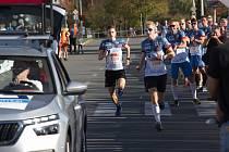 Štafetový maraton v Havířově 2019
