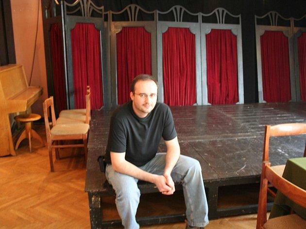 Martin Šůstek, dřívější majitel klubu Dílna 9472