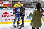 Rozlučka hokejistů Zlína s fanoušky a letošní sezonou