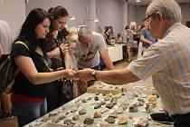 Výstava Mineral expo Zlín 2018