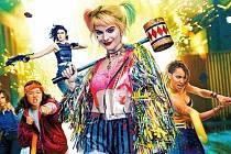 Birds of Prey (Podivuhodná proměna Harley Quinn).