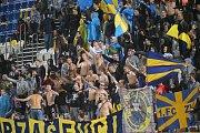 fotbal FC FASTAV Zlín - FC Sheriff Tiraspol