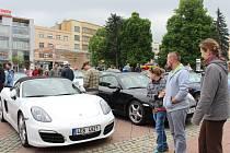 Sraz Porsche Zlín 2014.