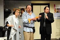 V pátek 1. října bude mít věčně vyprodaný divácký hit Splašené nůžky ve Studiu Z už 250. reprízu.