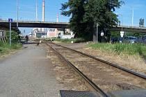 Železniční trať Otrokovice - Zlín -Vizovice