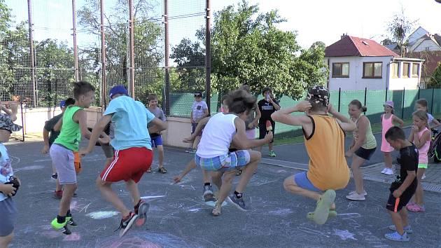 V pátek 28. června 2019 se ve Žlutavě konala akce s názvem Hurá na prázdniny.