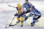 Zlínští hokejisté přivítali v úterý 18. ledna v rámci 42. kola Tipsport extraligy hosty z Kladna.