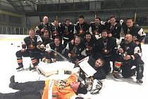 hokejisté HC Žopy