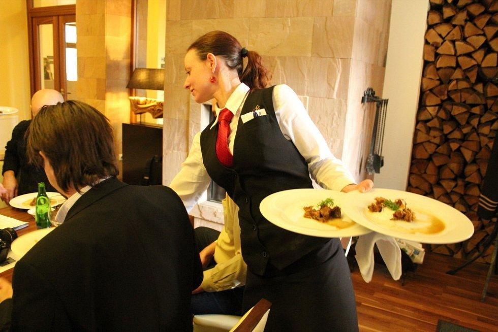V luhačovickém hotelu Augustiniánský dům se rozhodli vzkřísit starou moravskou kuchyni.