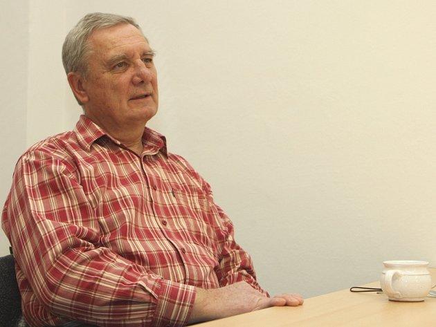 Polárník Alois Suchánek