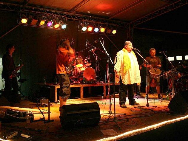 Čankišou na Zlínském Woodstocku