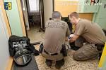 Střelec z Napajedel skončil v policejní cele