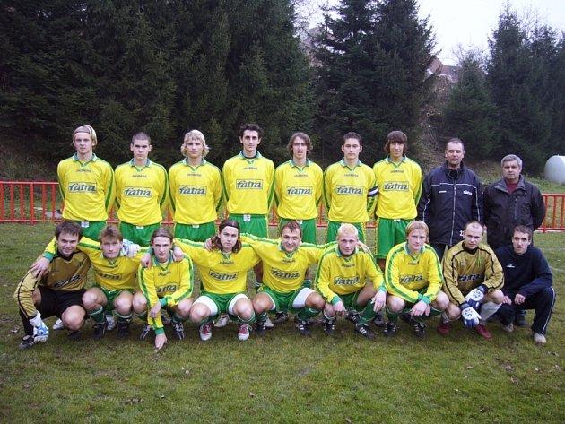Mužstvo FS Fatra Napajedla