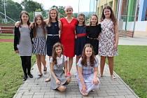 Focení tříd v ZŠ Gabry a Málinky.