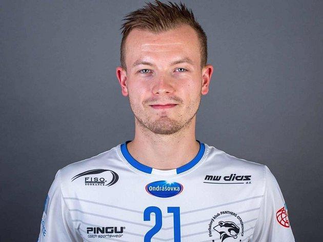 Otrokovický florbalista Pavel Jurčík si ve třinácti letošních superligových duelech připsal pět branek a jednu asistenci.