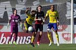Finále Mol Cupu 2016/2017 - Slezský FC Opava – FC Fastav Zlín 0:1 (0:1)