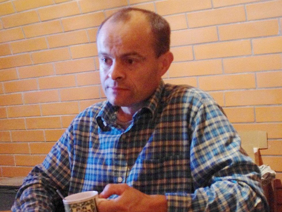 Václav Janoš z Vrbětic.
