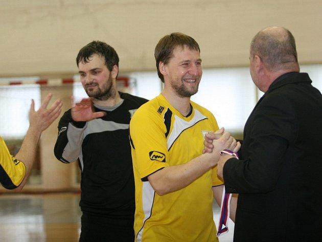 Sáloví fotbalisté SMR Plus Zlín