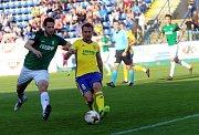 fotbal FC  FASTAV Zlín   - FK Jablonec