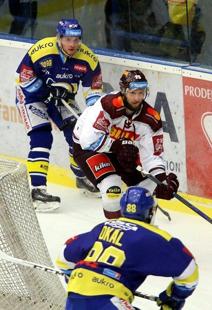 Aukro Berani Zlín - HC Sparta Praha