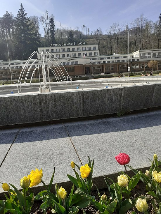 První máj byl ve Zlínském kraji plný polibků, pohody, výletů a sluníčka.