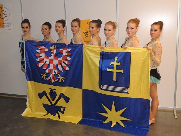 Gymnastky sbíraly na MS v Lahti zkušenosti