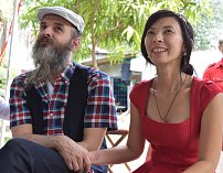 Guru Jára se ve Filipínském vězení oženil. Vzal si Japonku Yoko