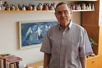 Jiří Perůtka, jeden ze členů Valašského folklorního sdružení, které podporuje kulturu a folklor v našem regionu