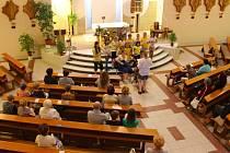 Noc kostelů v Otrokovicích