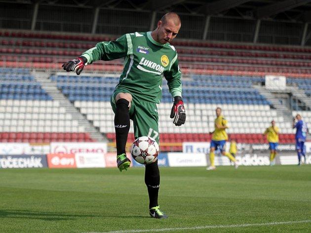 Stanislav Dostál, fotbal Zlín.