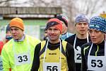 Trailový běh Tří králů v Otrokovicích 2020
