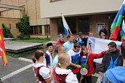 Vyhlášení Vesnice roku v Luhačovicích