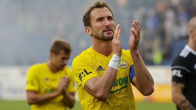 Fotbalista Petr Jiráček se Zlíně předčasně skončil.
