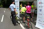 Kampaň Na kole jen s přilbou si klade za cíl snížení nehodovosti a následků dopravních nehod cyklistů zapříčiněných nesprávným použitím bezpečnostních prvků a nabádá k většímu používání ochranných bezpečnostních přileb