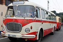 Dvanáctý den otevřených dveří Dopravní společnosti Zlín – Otrokovice se uskutečnil v sobotu 27. června.