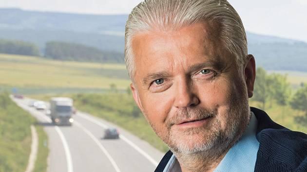 Libor Lukáš, kandidát do Senátu na Zlínsku a Uherskobrodsku