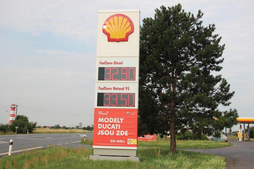 Shell Ostrožská Nová Ves