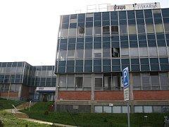 Místo střelby, tiskárna Graspo ve Zlíně
