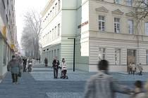Vizualizace Komenského parku