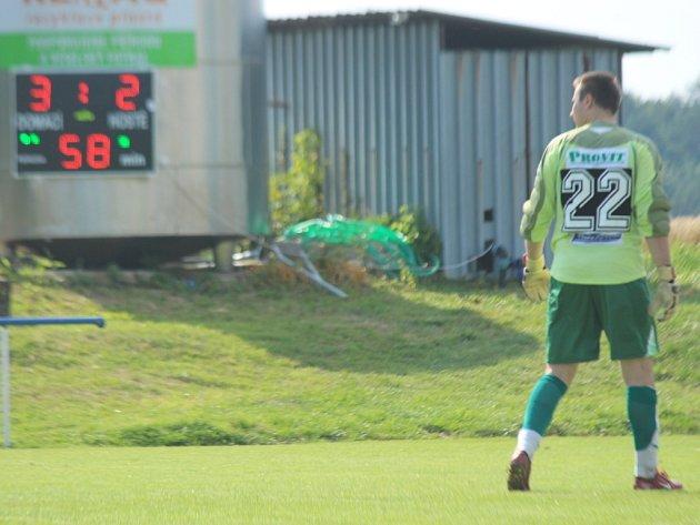 Fotbalisté Veselé slavili padesátiny i postup.