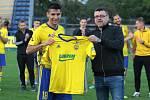 Zkušený srbský stoper Zoran Gajić po sezoně ve Zlíně končí. Na město ani klub ale nezapomene.