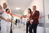 Ve Zlínské krajské nemocnici otevřeli oddělení paliativní péče.