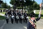Zlín hostí festival dechových orchestrů a dechové hudby FEDO. V pátek 20. srpna na sídlišti Jižní Svahy zahráli hudebníci z Nizozemska.