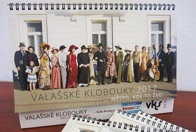 Kalendář Valašských Klobouk