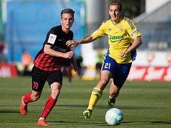 SFC Opava proti FC Fastav Zlín