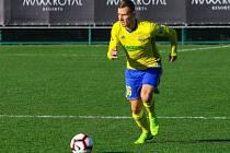 Zkušený třicetiletý fotbalista Fastavu Zlín Róbert Matejov onemocněl už na soustředění v tureckém Beleku.