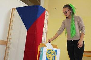 Studentské volby na Gymnáziu a Jazykové škole
