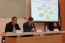 Jednání radnice - Vize Zlín 2020