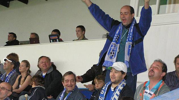 Fotbal II. liga Vlašim – Zlín